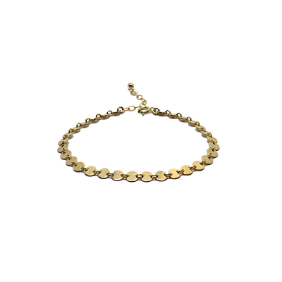gold filled coin bracelet  ?id=14726698336396