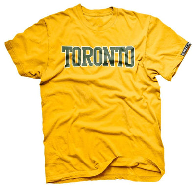 Meet our LOST IN Coordinate tees where retro and current meet, with colors for all seasons! It's comfy cotton fabric and classic crew neck design will make it a go-to-piece in your collection for any occasion.  Available in Yellow, Purple, Orange, Black & White 100% Pre-Shrunk Cotton Unisex Toronto coordinates detail on sleeve Crew neck, Short sleeve Screen print graphic ?id=12730375438372