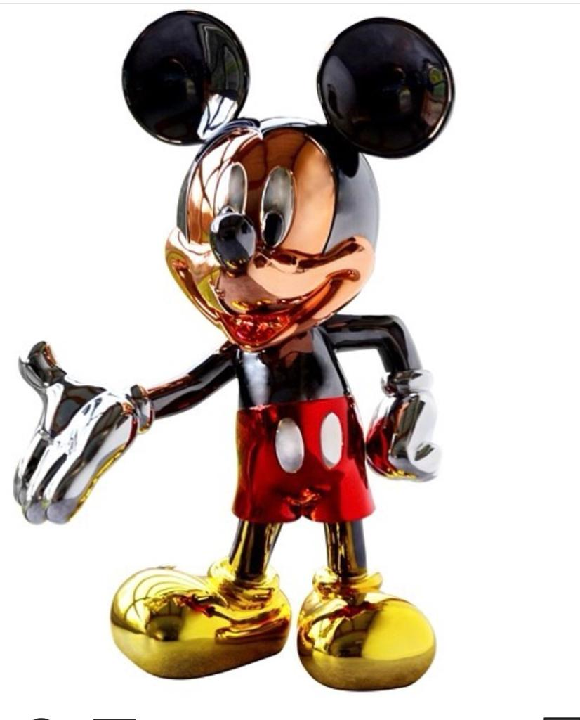 Leblon-Delienne - Mickey Full Chrome ( Spécial Edition )