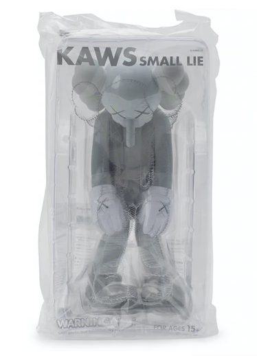 Kaws - Small Lie ( Grey )