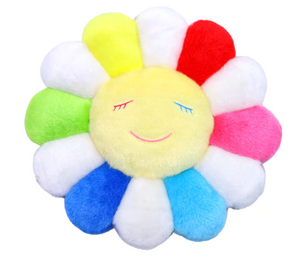 Takashi Murakami - Flower Plush Rainbow