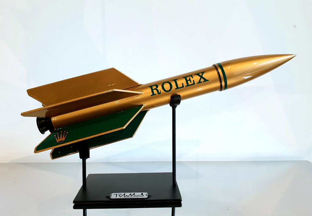 Remy Aillaud - Missile Rolex