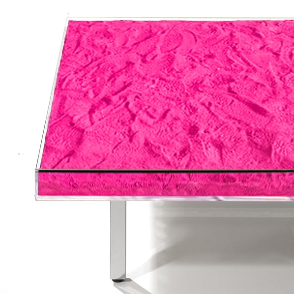 Yves klein - Table Monopink TM