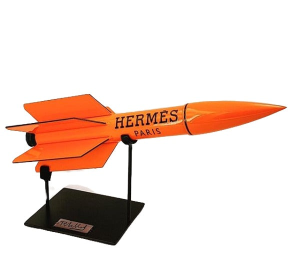Remy Aillaud - Missile Hermes