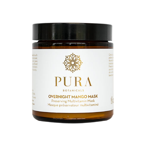 (預購 7 天到貨) PURA Overnight Mango Mask 芒果睡眠面膜 120ml
