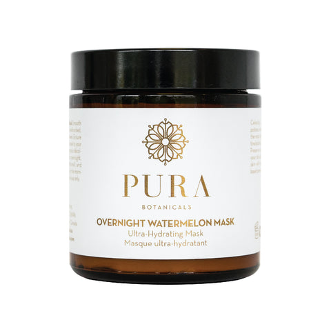(預購 7 天到貨) PURA Overnight Watermelon Mask 西瓜睡 眠面膜 120ml