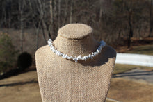 Load image into Gallery viewer, Howlite Gemstone Chip Necklace - Meg's Mystics