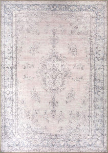 FARA | Turkish rug, Neutral, Faded, Oriental, Traditional, Bohemian, Vintage looks, Hand-knotted texture, Minimalist, Home decor, Ivory Rug