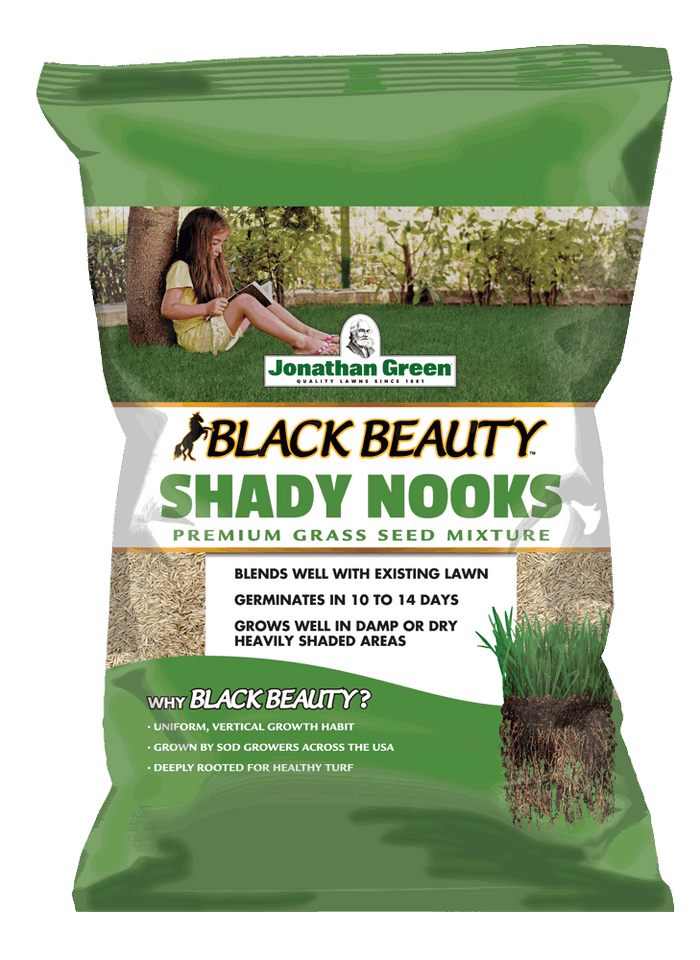 Jonathan Green's Black Beauty® Shady Nooks Grass  Seed