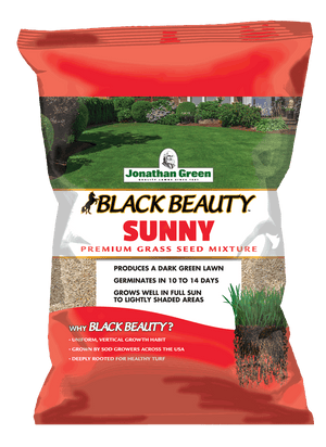Jonathan Green's Black Beauty® Sunny Grass Seed
