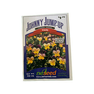 Viola - Johnny Jump-Up