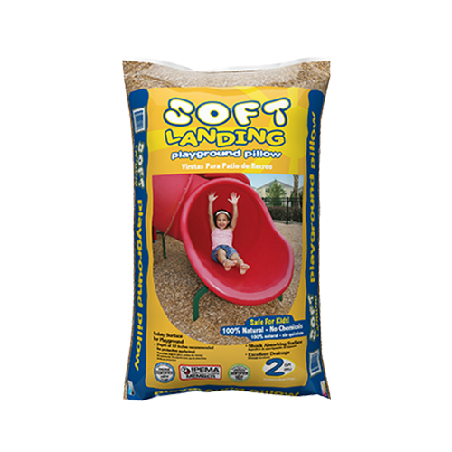 Jolly Gardener Soft Landing Playground Pillow
