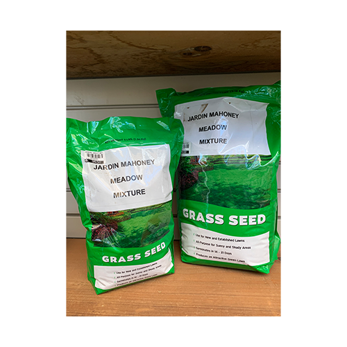 Jardin Mahoney Meadow Mix Ultra Premium Grass Seed