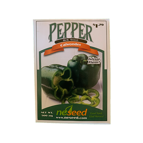 Pepper 'Calwonder'