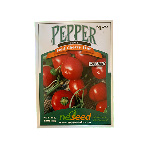 Pepper 'Red Cherry Hot'