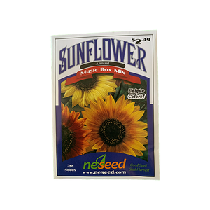 Sunflower 'Music Box Mix'