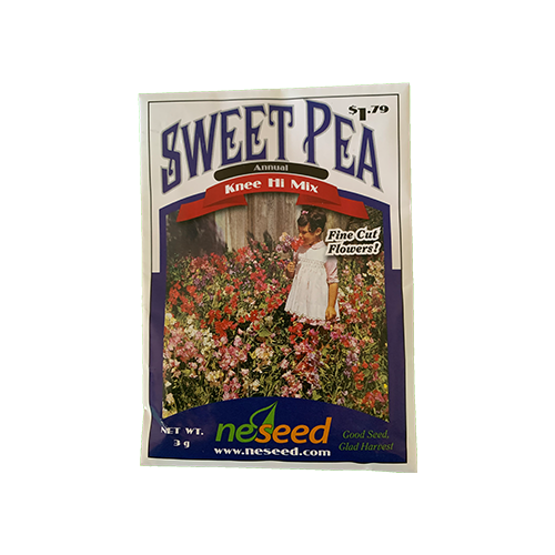 Sweet Pea 'Knee Hi Mix'