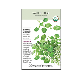 Watercress 'Organic'