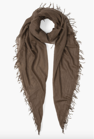 Open image in slideshow, Chan Luu - Cashmere Silk Scarf Wrap