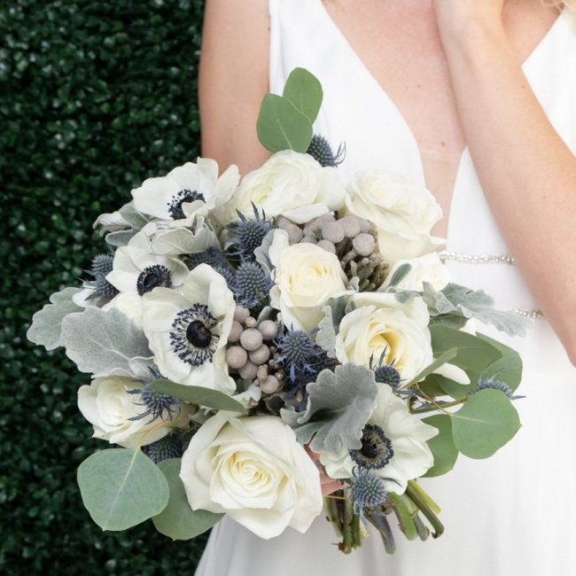 Love in the Air Bridal Bouquet