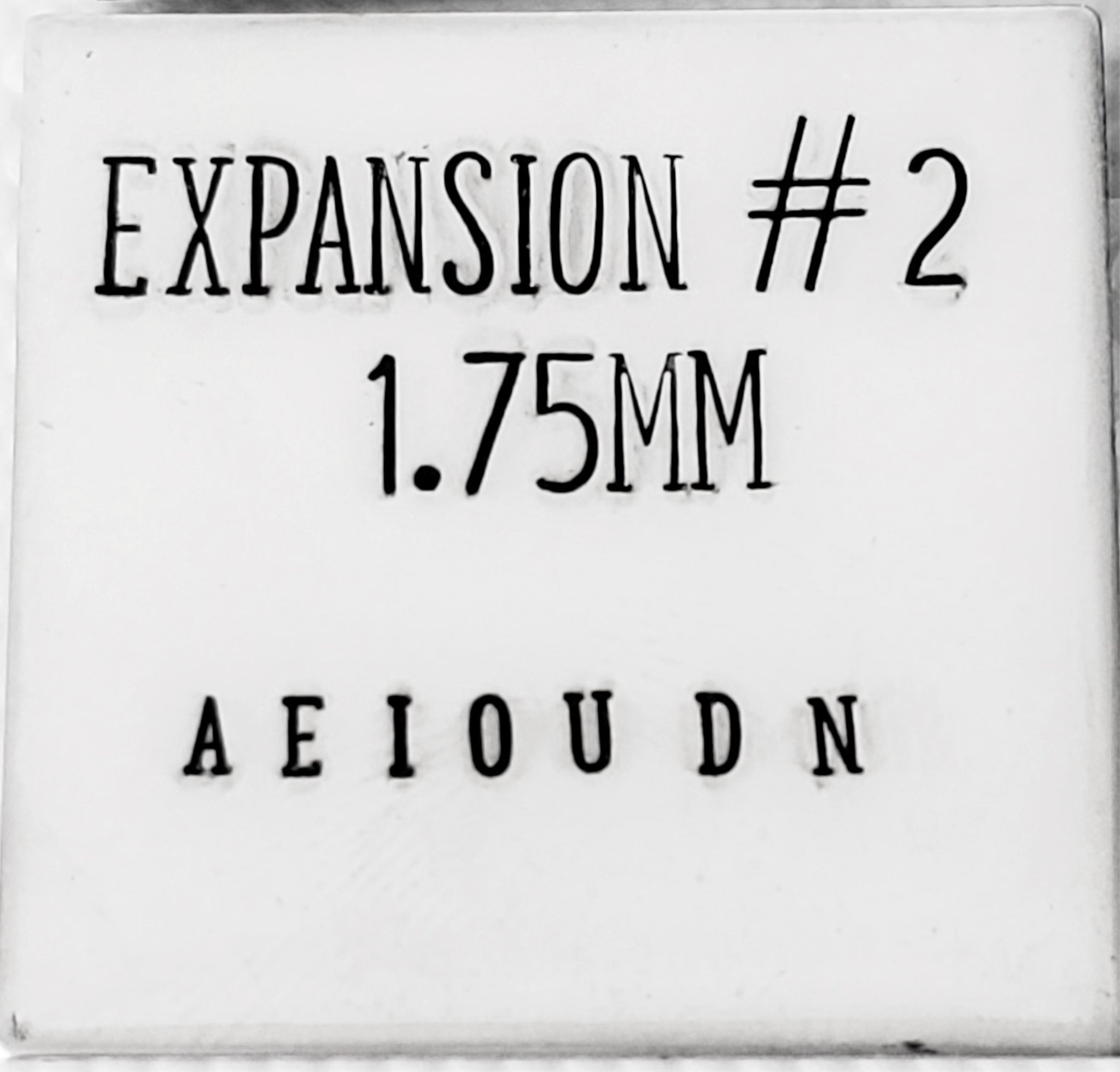 Devious - Expansion 2 (1.75mm) AEIOUND