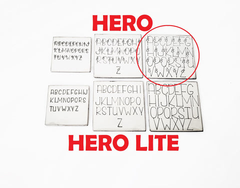 Hero - 7.0mm Unicase