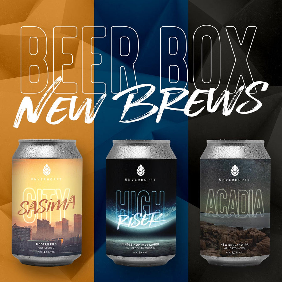 Beer Box: New Brews