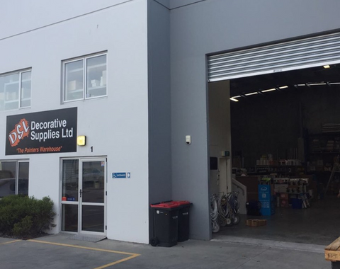 Decorative Supplies - the painters warehouse