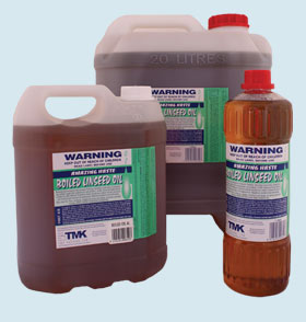 1Ltr Boiled Linseed Oil