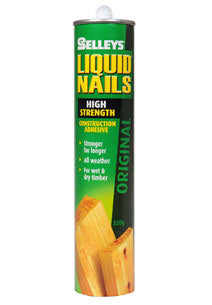 Liquid Nails 375ml