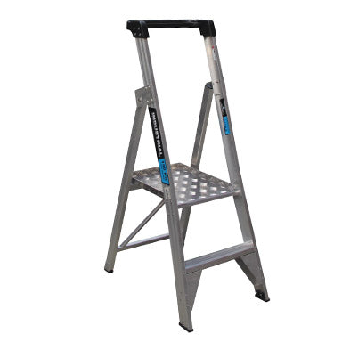 Platform Ladder 2 step 0.56m 150kg Trade Series
