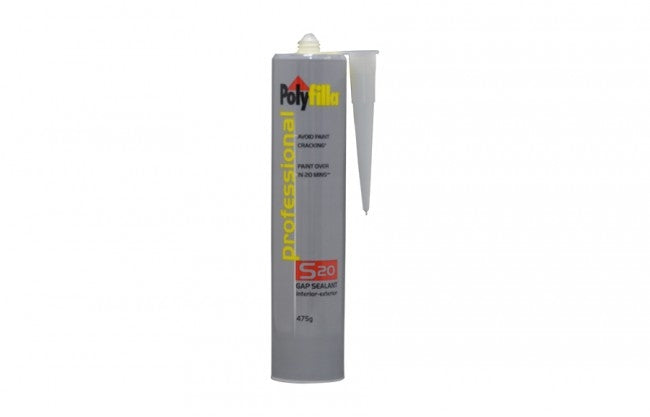 Polyfilla S20 Gap Sealant 475g
