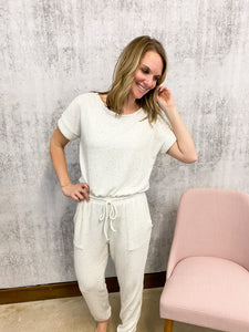 Confetti French Terri Jumpsuit