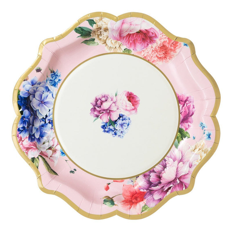 Truly Scrumptious Paper Plates