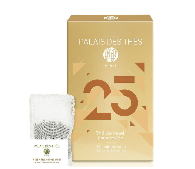 N25 Holiday Christmas Black Tea