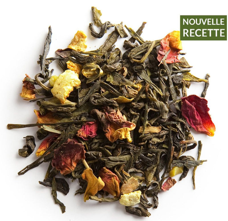 N25 Holiday Blend Green Tea