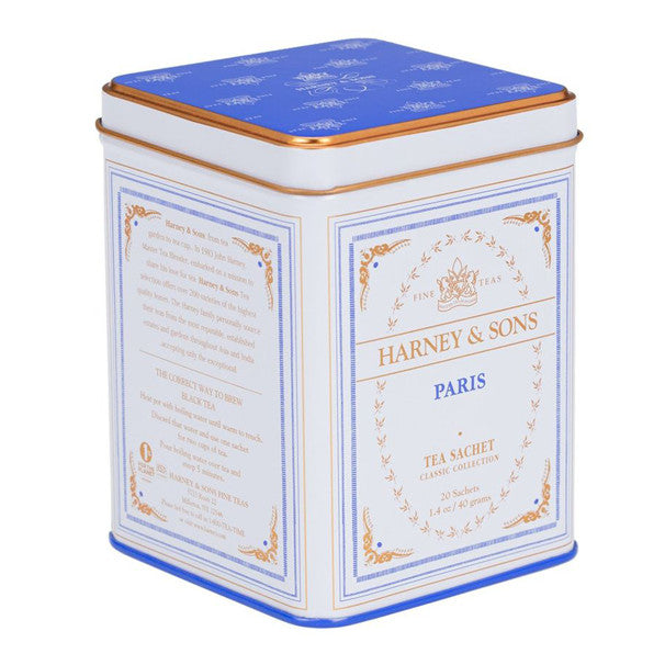 paris tea from harney and sons