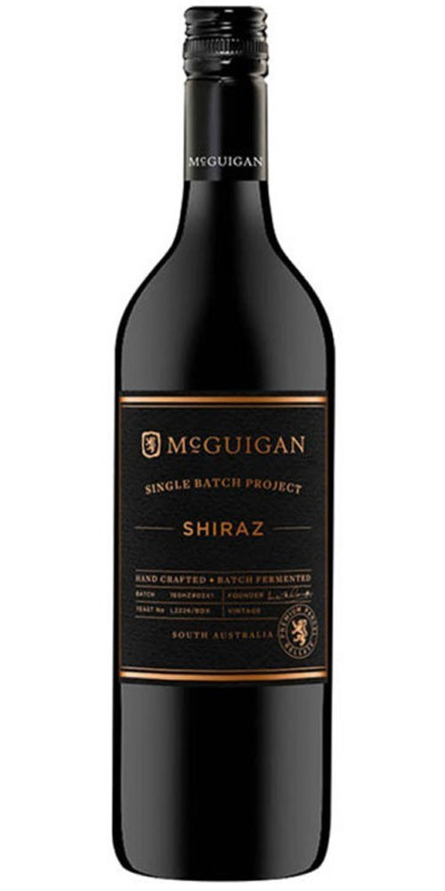 McGuigan Single Batch Shiraz