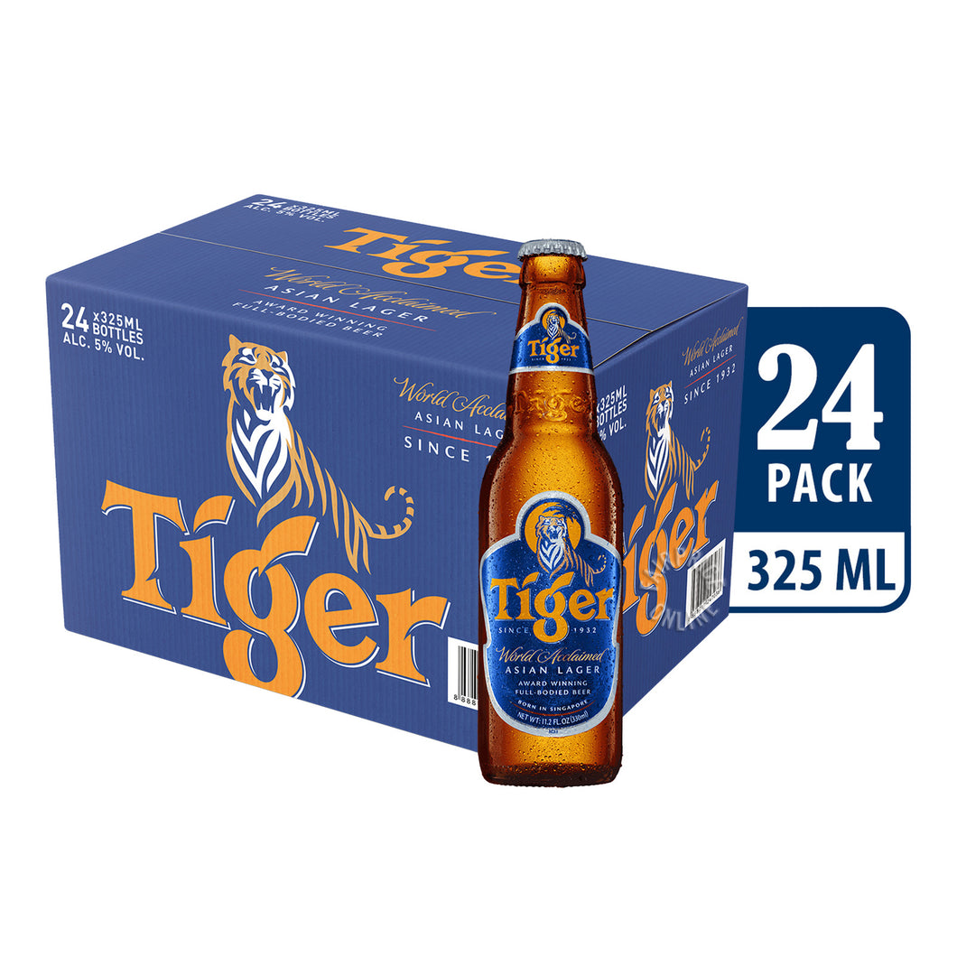 Tiger Pint Case 24 x 325ml