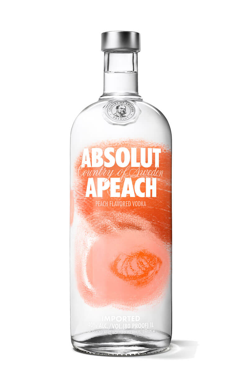 Absolut Vodka Peach 700ml