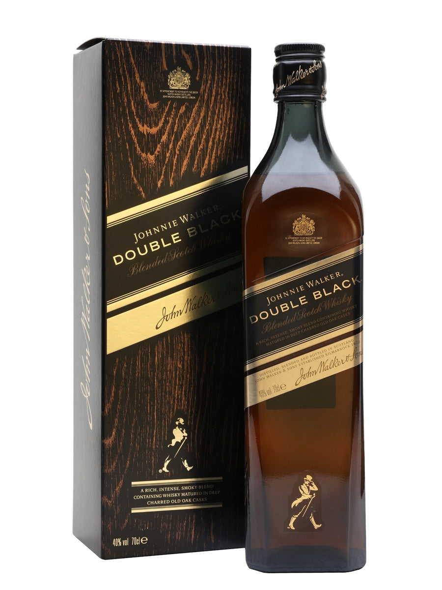 Johnnie Walker Double Black Label 700ml