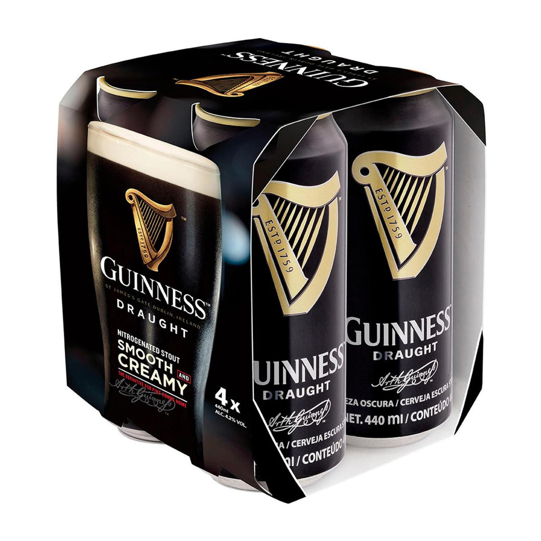 Guinness Draught Case 24 x 440ml