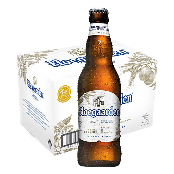 Hoegaarden Pint Case 24 x 330ml