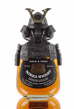 Load image into Gallery viewer, Nikka Gold & Gold Samurai Whisky