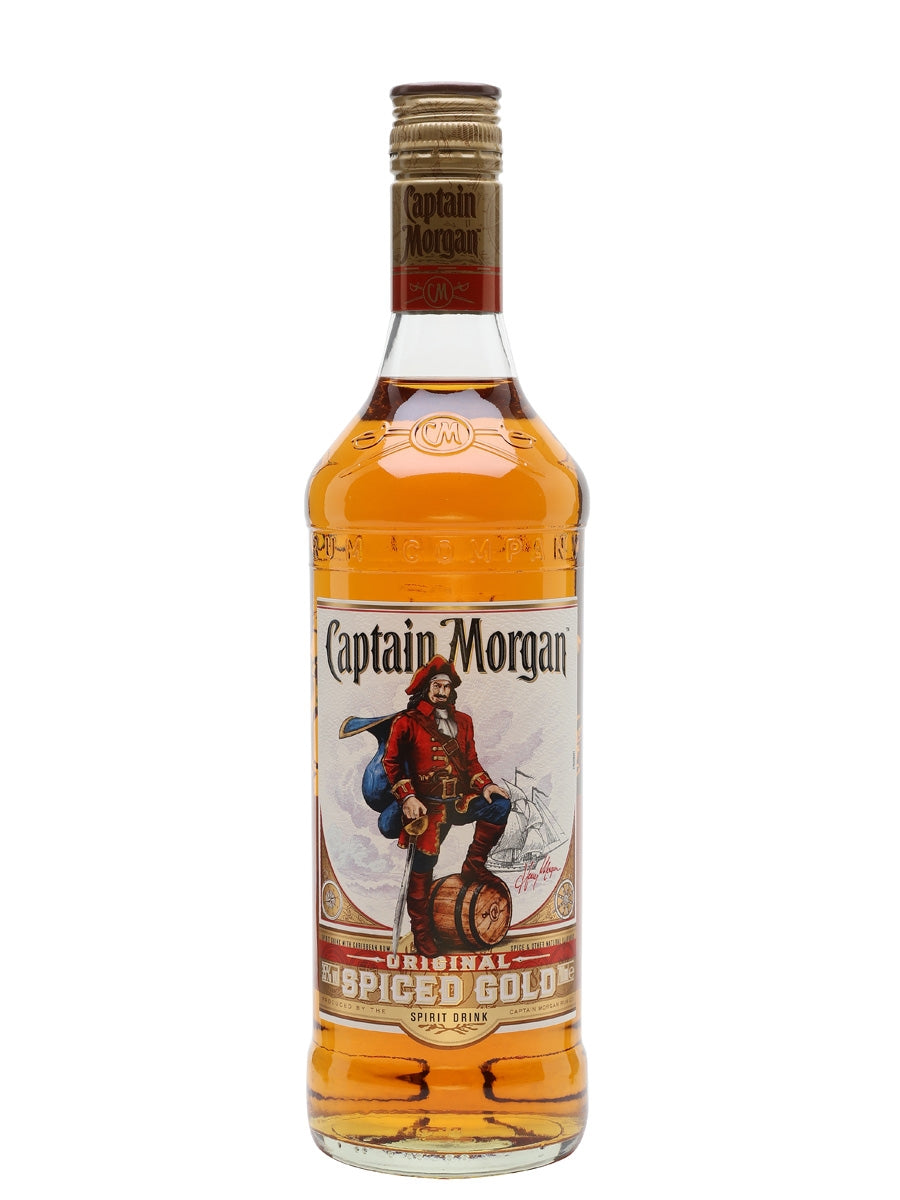 Captain Morgan Spiced 700ml