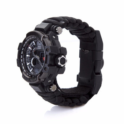 Multi-Function Survival Watch - Azure Palace