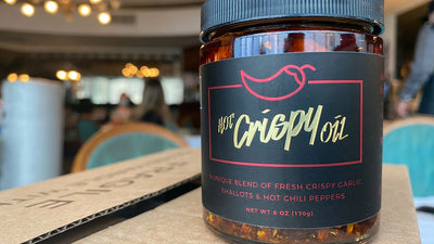 Spectrum News: Hot Crispy Oil: Made in Albany, Sold Nationwide