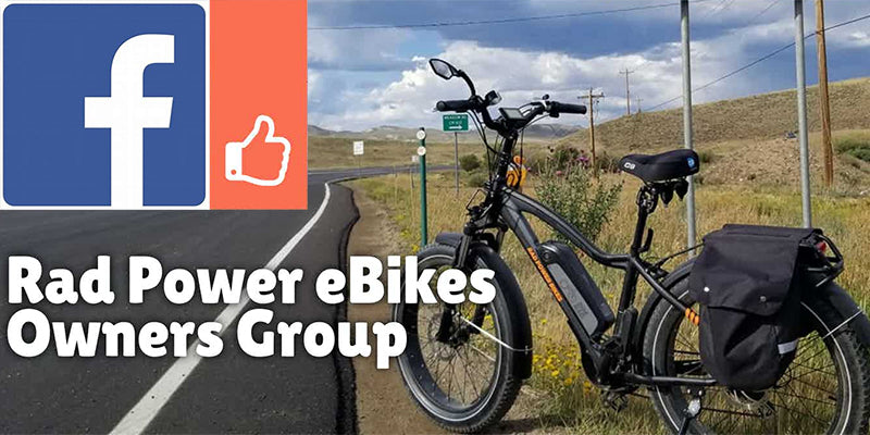 Rad Power eBikes Owners Group