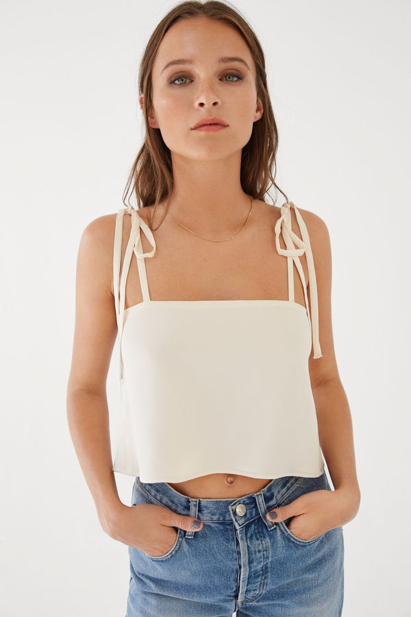 Chloe silk top