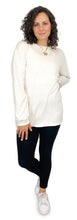 Load image into Gallery viewer, Pale Pink Long Sleeve Pullover - Style Adix